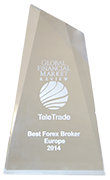 Best Forex Broker Europe 2014