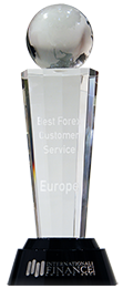best forex customer service europe 2013