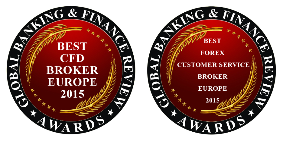 TeleTrade awarded 'Best CFD Broker Europe 2015' and 'Best Forex Customer Service Broker Europe 2015' - TeleTrade