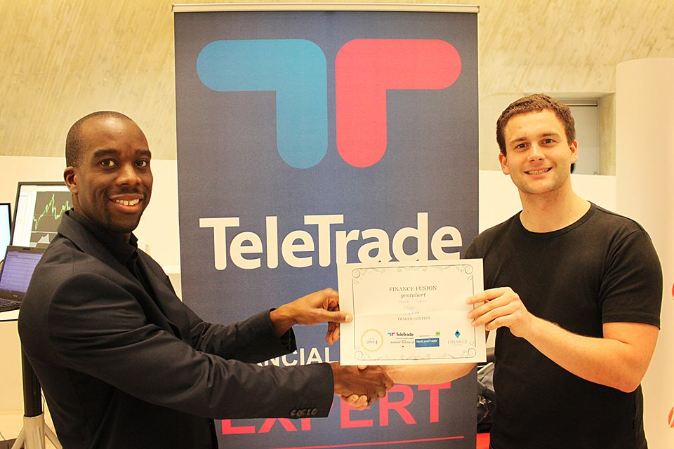 TeleTrade participated in Financial Fusion 2014 - TeleTrade